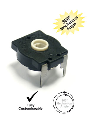 potentiometer for household appliances